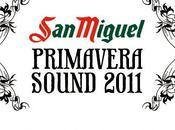 Primeras confirmaciones para Primavera Sound 2011