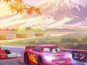 Teaser trailer, arte conceptual sinopsis 'Cars