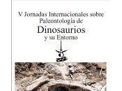Libro resúmenes Jornadas Internacionales sobre Paleontología Dinosaurios Entorno.