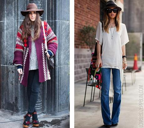El eterno dilema para elegir un outfit perfecto para el otoño