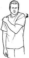 Ejercicios para la rehabilitación del hombro