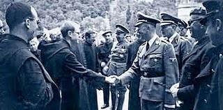 Heinrich Himmler visita España - 23/10/1940.