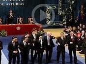 gesto Bosque recibir Premio Príncipe Asturias Deporte