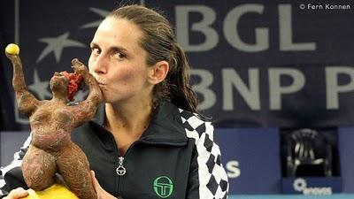 WTA Tour: Azarenka y Vinci festejaron esta semana