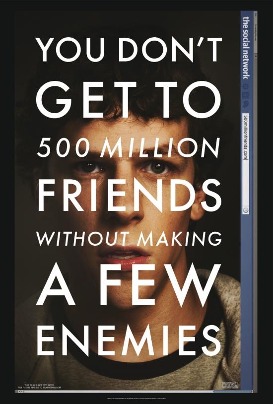 The Social Network, Me Gusta (mucho)