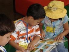 Promover lectura infantil