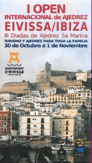 I Festival (Open internacional) de Ajedrez Ibiza 2010
