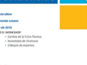Taller sobre actualización para especialistas Andalucía