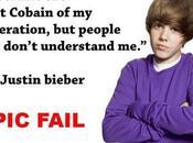 Tráiler Epic Fail película Justin Bieber: Cine doble hamburguesa patatas fritas