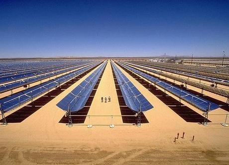 EE.UU. aprueba el mayor proyecto de energía solar del mundo