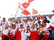 Peru campeón World 2010