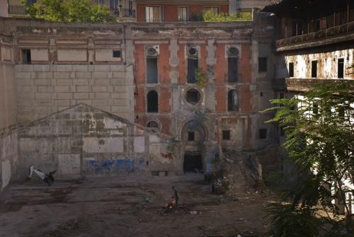 Frontón 'Beti-Jai' de Madrid, un año más