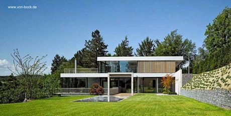 Casas modernas y contempor neas en alemania paperblog - Casas contemporaneas modernas ...
