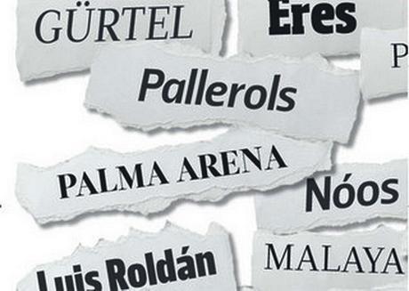 La Espana de la corrupcion