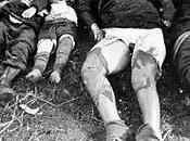 Mujeres niñas tras liberación aliada guerra mundial