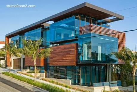 Dise os y estilos de casas modernas paperblog for Estilos de casas contemporaneas