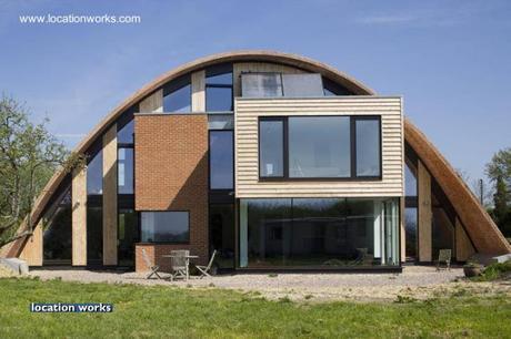 Dise os y estilos de casas modernas paperblog Arquitectura y diseno de casas modernas