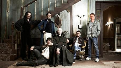 WHAT WE DO IN THE SHADOWS (JEMAINE CLEMENT & TAIKA WAITITI, 2014) #MUESTRASYFY