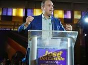 José Castillo proclama precandidatura senador