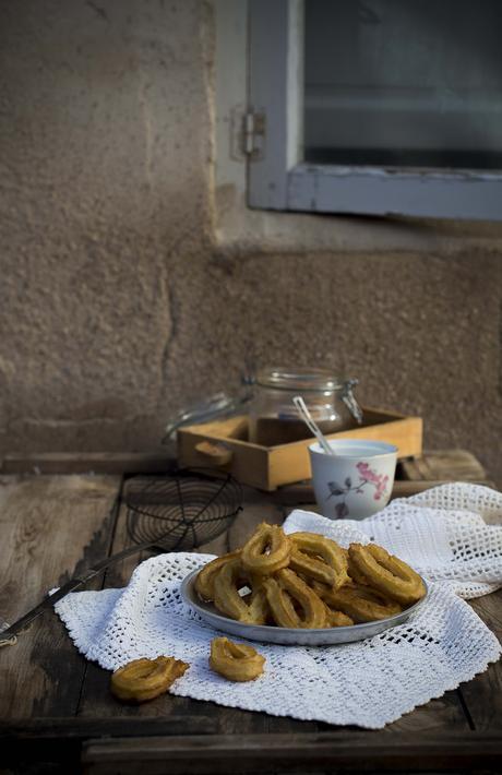 Como hacer churros caseros crujientes y f ciles paperblog - Como hacer churros en casa ...