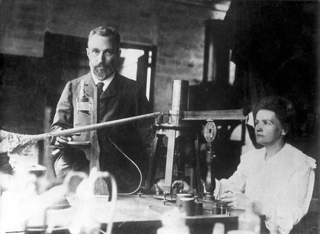 Día Internacional de la Mujer: Marie Curie.