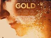 "Nuevo póster oficial ""woman gold"" helen mirren"