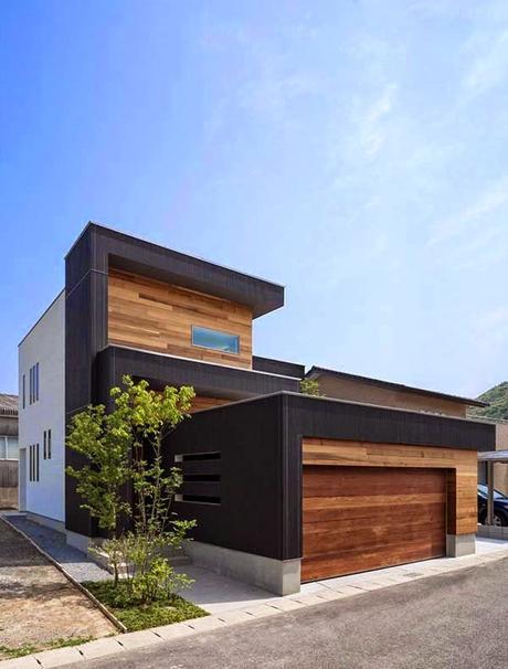 casa minimalista en japon paperblog