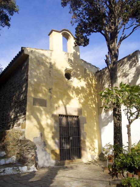 ermita de st cebria