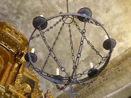 lampara de iglesia