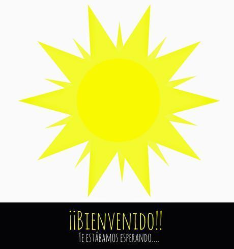 UN RAYO DE SOL (AMARILLO)