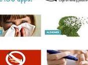 mejores apps Salud. Nuestra selección. #mHealth