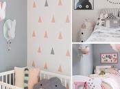 Ideas decorativas, rosa gris