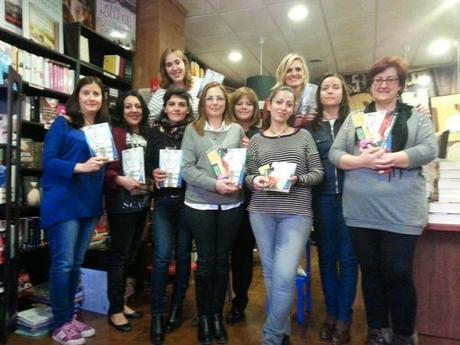 Club de Lectura en Granada SI TE QUEDAS EN ESCOCIA