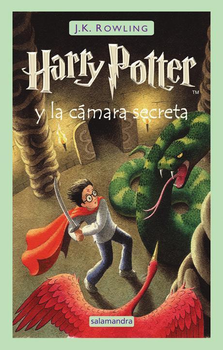 Harry Potter: Y la camara secreta || Reseña Libro