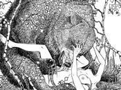 Nikolay Fomin Apollonia Saintclair. Arte, dibujo, erotismo.