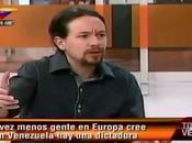 boom PODEMOS España
