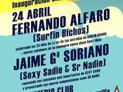 Sound Camp llega Fernando Alfaro Jaime Soriano