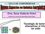 Baterías sodio (conferencia UCM)