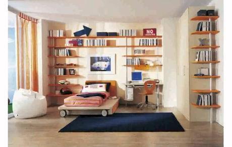 6 ideas para ahorrar espacio en habitaciones peque as paperblog - Ideas para una habitacion pequena ...