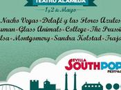 South Sevilla 2015: Neuman, Glass Animals, Nacho Vegas, Tulsa...