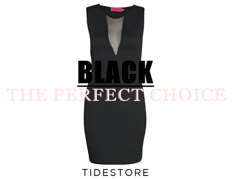 BLACK, THE PERFECT CHOICE