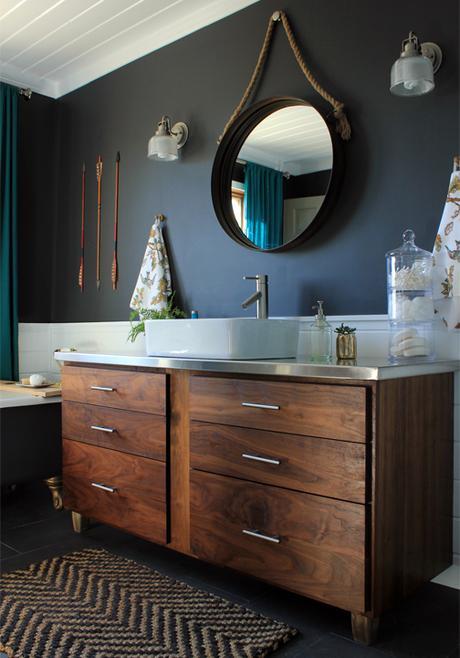 Tendencias espejos redondos en ba os paperblog - Espejos redondos para banos ...