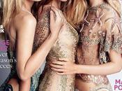 gracias 'Vogue': Suki Waterhouse, Cara Delevigne Georgia Jagger