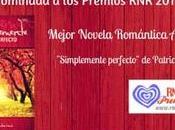 Simplemente perfecto (Sintonías 3.1), nominada Premios 2014