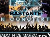 """BAUER concierto presentando """"AZUL ELECTRICO/// COSTELLO CAFÉ NITE CLUB, SABADO MARZO PARTIR 20:30 ARTISTA INVITADO:BASTANTE PICHURRA"""
