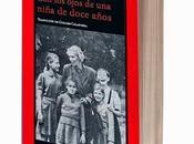"""""""Con ojos niña doce años"""" (Hermida Editores, 2014) Anika entre libros"""