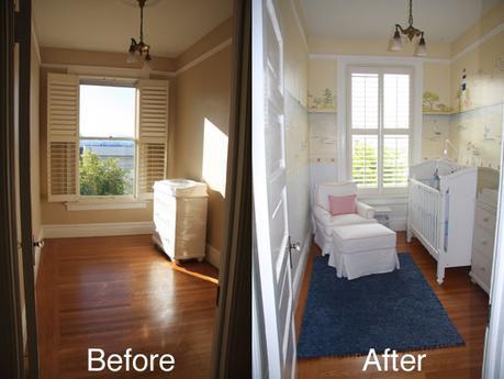 antes y despu s de una habitaci n infantil peque a paperblog