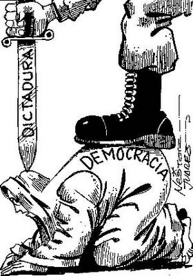 Las costuras del régimen
