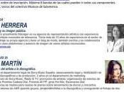 Master Workshops sobre Industria Musical Salamanca, marzo