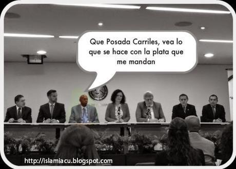 El rayadillo Guillermo Fariñas quiere que México intervenga en asuntos internos de Cuba